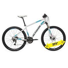 Universo de Ciclismo Ciclismo - BICICLETA DE MONTAÑA BTWIN ROCKRIDER 540 MUJER 27,5