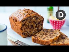 Barmbrack is a traditional Irish fruitcake which is also knows as Irish Tea Cake depending on the time of year that you're eating it! This recipe makes a rea. Cooking Time, Cooking Recipes, Irish Tea, Tea Loaf, Irish Traditions, Irish Recipes, Irish Desserts, Tea Cakes, Food Cakes