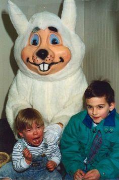 lapin de pâques | EPIC GALERIE : 39 lapins de Pâques qui vous feront frémir de terreur ...