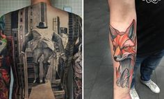 Quando o tatuagem vai além da perfeição (46 fotos) >> http://www.tediado.com.br/02/quando-o-tatuagem-vai-alem-da-perfeicao-46-fotos/