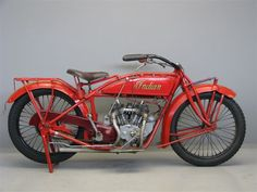 1923 Indian Scout 600
