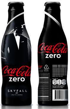 Coca Cola // SKYFALL 007