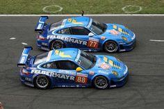 24h du Mans : la Porsche 911 GT3 RSR victorieuse en GT2 !
