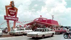 Burger Chef Memories