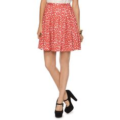 Essential Circle Skirt found on Polyvore