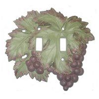 Lightswitch Kitchen, Dinning, Wine Cellar Purple Grapes D. Switch Plate Covers, Light Switch Plates, Light Switch Covers, Kitchen Curtains And Valances, Kitchen Drawing, Mediterranean Home Decor, Wine Decor, Red Grapes, Tuscan Decorating