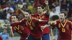 27.06.2013 Confederation Cup Spain - Italy Prediction: Under 2.5 goals Odds: 2.07 Result: 0-0 Winning prediction!! www.efootballtips.com/recent - By using the results predicted by us you can have significant earnings every month!