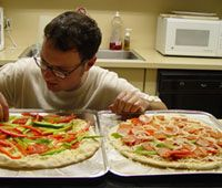 Complete guide to making your own pizza dough