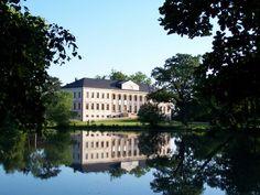 Schloss Dölkau in Sachsen-Anhalt (Familie Bibran von Modlau)