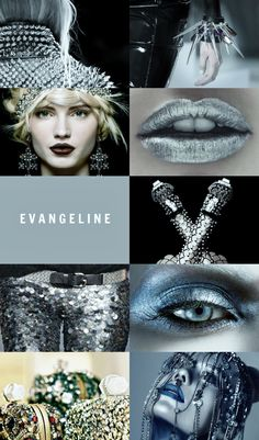 Evangeline | Red Queen by Victoria Aveyard