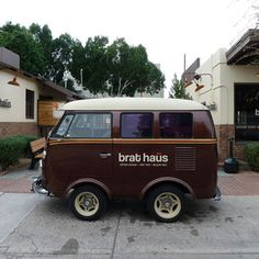 Shorty VW Bus - Brat Haus, Scottsdale