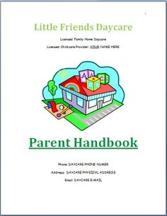 How To Develop Your Own Preschool Staff Handbook  Preschool Plans
