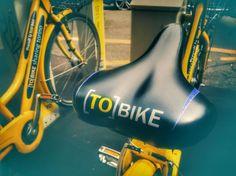...or not TO BIKE. #torino #piemonte #bikesharing #bicicletta #fun #italy