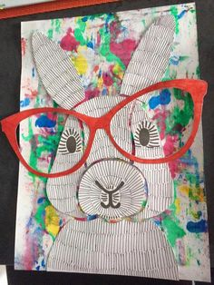 April Art Projects For Kids Easter Bunny 54 Ideas School Art Projects, Projects For Kids, Crafts For Kids, Arts And Crafts, Art Education Projects, Easter Art, Easter Crafts, Easter Bunny, Easter Activities