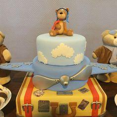 «Bolo Urso aviador... #retrospectiva2015»