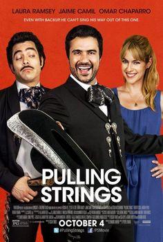 Pulling Strings - Jaime Camil