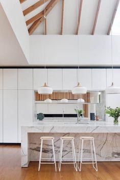 Coco Flip · Coco Pendant Matt Gibson Architecture + Design - Courtyard House