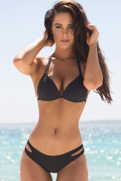 Cruise / Lagoon Bikini Set Black