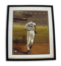 AAA Sports Memorabilia LLC - Mariano Rivera New York Yankees Autographed Framed 16x20.  This Items comes with a Steiner COA., $899.95 (http://www.aaasportsmemorabilia.com/mlb/new-york-yankees/mariano-rivera-new-york-yankees-autographed-framed-16x20-this-items-comes-with-a-steiner-coa/)