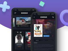 Mobile version – Kinogo by Aleks Daiwer