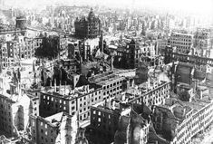 On this day: The bombing of Dresden, 1945 - News - Bubblews