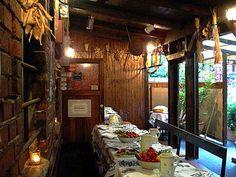 Hostaria - Italiensches Restaurant mit besonderem Konzept.