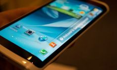 Samsung to Release Galaxy Smartphone With Three-Sided Display
