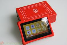 NABI 2 with android 4.0 (icecream sandwich) is one of the best kids tablet on the market!