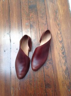 antique mahogany buffalo flats, handmade to order