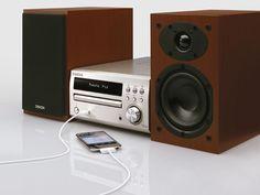 EDGED : 데논, 일체형 오디오 'D-M39' 발매