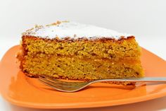 Mrkvový koláč so škoricou - Receptik.sk