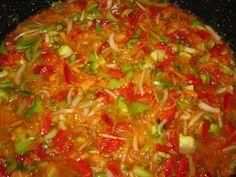 Din gradina,: Salata de legume cu sos de mustar