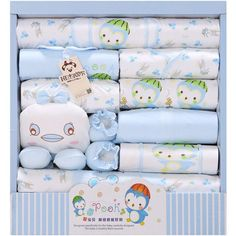 Baby Gift Set Baby underwear Clothing Products 18 sets 20