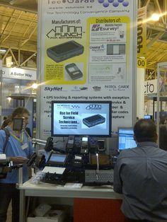 Check latest Mobility #Gadgets at #CTIAw12 Ontario Pavilion - Visit Tecgarde booth