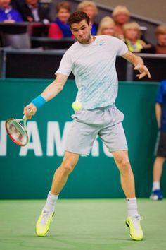 Grigor Dimitrov #tennis #tenis @JugamosTenis