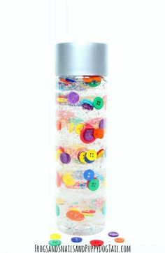 Rainbow Button Senso