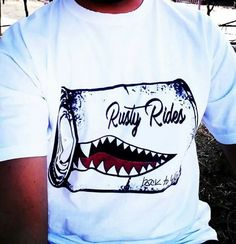Coming soon!! Rusty Rides t-shirts