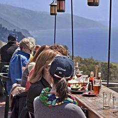 Awesome Views! Take a Photo Tour of California's Big Sur Coast: Nepenthe Restaurant