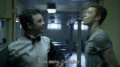 "1,428 Me gusta, 12 comentarios - Gallavich 19K (@damngallavich) en Instagram: ""Why it's so fucking hard to find that ep hd like it takes forever"""