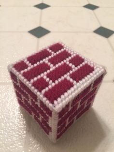 Minecraft brick block