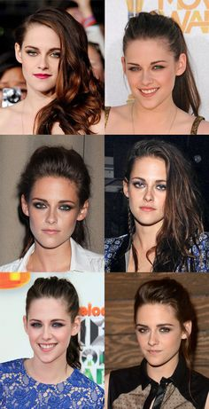 Signature Style: Kristen Stewart & Metallic Smoky Eyes - Saara Sarvas | Lily