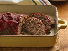 Very easy and tasty meatloaf recipe!