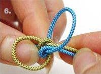 주머니나 핸드폰줄등 소품만드실때 알아두시면 좋을 도래매듭 맺는 법~ 알려드려요 두 매듭줄을 나... Decorative Knots, Diy And Crafts, Paper Crafts, Rope Art, Bead Loom Bracelets, Patch Quilt, Loom Beading, Paracord, Beads