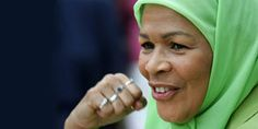 On Islamic Feminism and Women's Rights: Lecture by Dr Amina Wadud