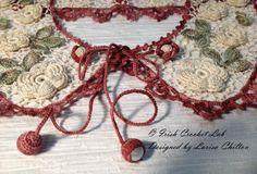 Vintage collar.  www.irishcrochetlab.com