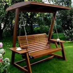Wooden Swing Chair, Bench Swing, Hanging Swing Chair, Wood Swing, Swinging Chair, Swing Chairs, Bar Chairs, Wooden Swing Frame, Outside Furniture