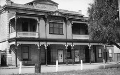 Jamestown Institute in Jamestown,South Australia in 1933. •State Library of South Australia•
