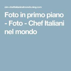 Foto in primo piano - Foto - Chef Italiani nel mondo
