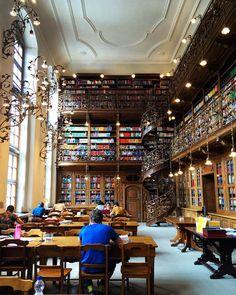 Hogwart? Piykno i bestyjo? To kajś tam mieli tako bibliotyka pra?  Niy to je mōnachijski rathaus! I jako tu niy przoć tymu miastowi jak chwila wysznupujymy cosik tak gryfnego?  (Bild trocha na niylygalu cykniynty tōż ciii... ) - #belekaj #godej #rajza #munich #monachium #munchen #topmunichphoto #biblioteka #library #rathaus #altstadt #hiddengem #deutschland #germany #niemcy #münchen #topgermanyphoto #ig_germany #book #bookstagram #podróż #podroze #podróże #zwiedzamy #zwiedzanie…