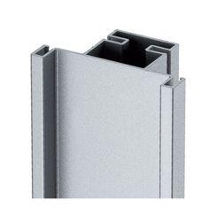 Schwinn Hardware Handle-Free Cabinet Hardware Vertical Channel Finish: Dark Bronze